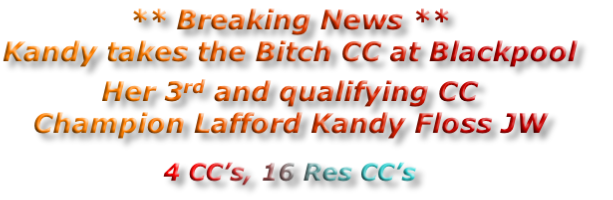 ** Breaking News **